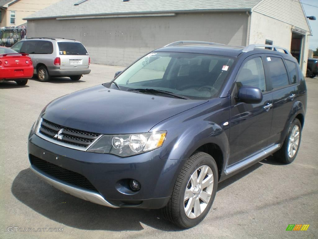 2009 Mitsubishi Outlander Ii Pictures Information And