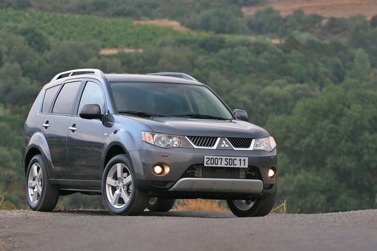 mitsubishi outlander pictures #5