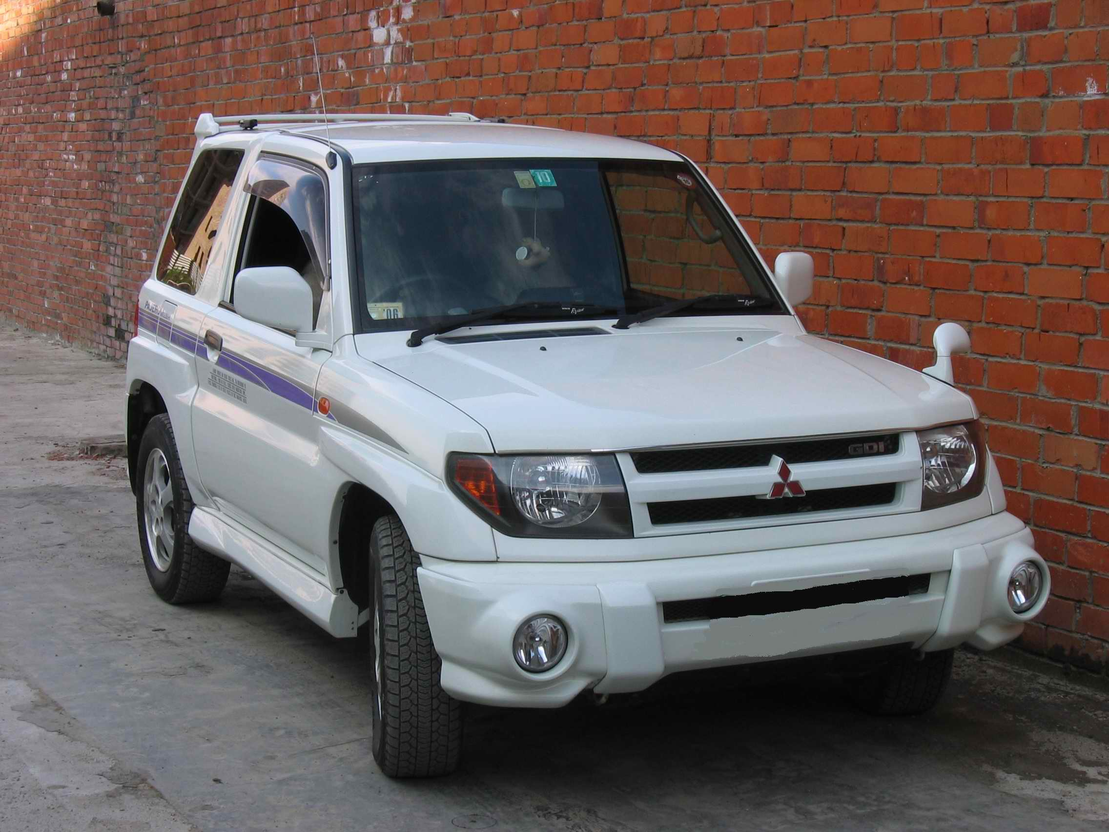 2015 Mitsubishi Pajero Io Pictures Information And Specs Auto Wiring Diagram Images 4