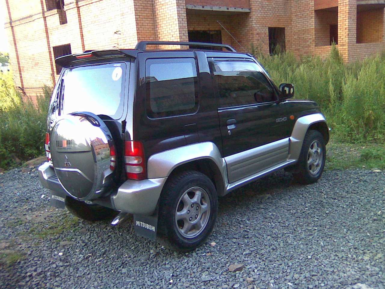 1996 Mitsubishi Pajero Mini Pictures Information And Specs Auto Junior Wiring Diagram Photo Gallery