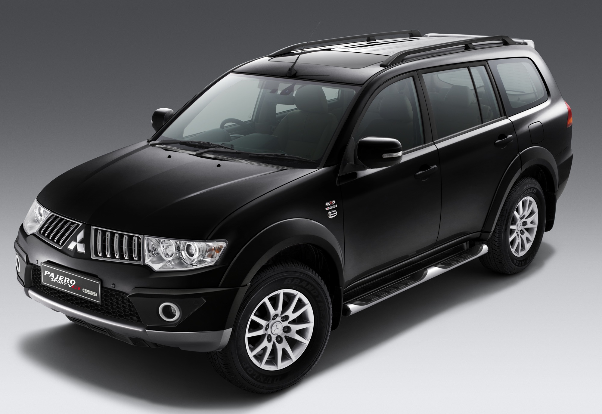 2014 Mitsubishi Pajero sport   pictures, information and specs