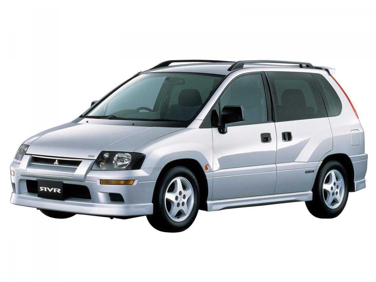 mitsubishi rvr (n61w) 1999 pictures