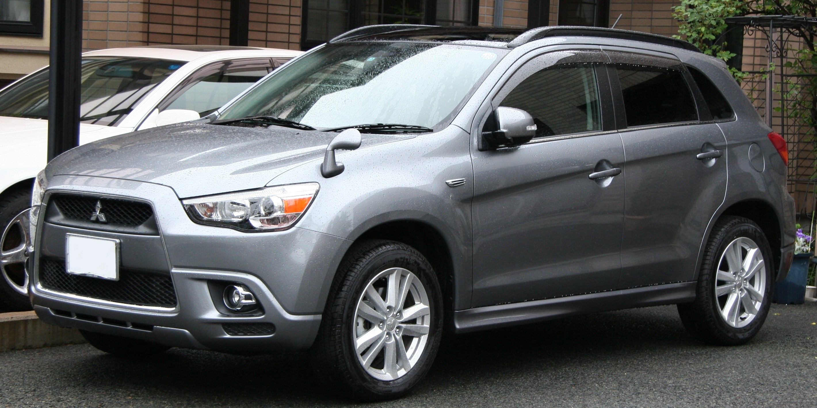 Mitsubishi Rvr Pictures Information And Specs Wiring Diagram Photo Gallery