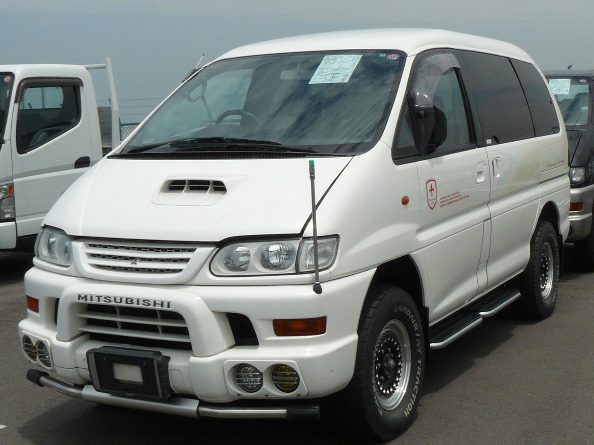 mitsubishi space gear images #9