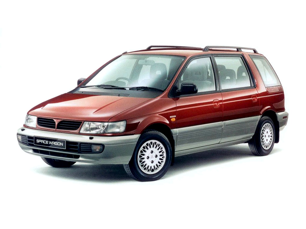1998 mitsubishi space wagon iii pictures information and specs auto. Black Bedroom Furniture Sets. Home Design Ideas