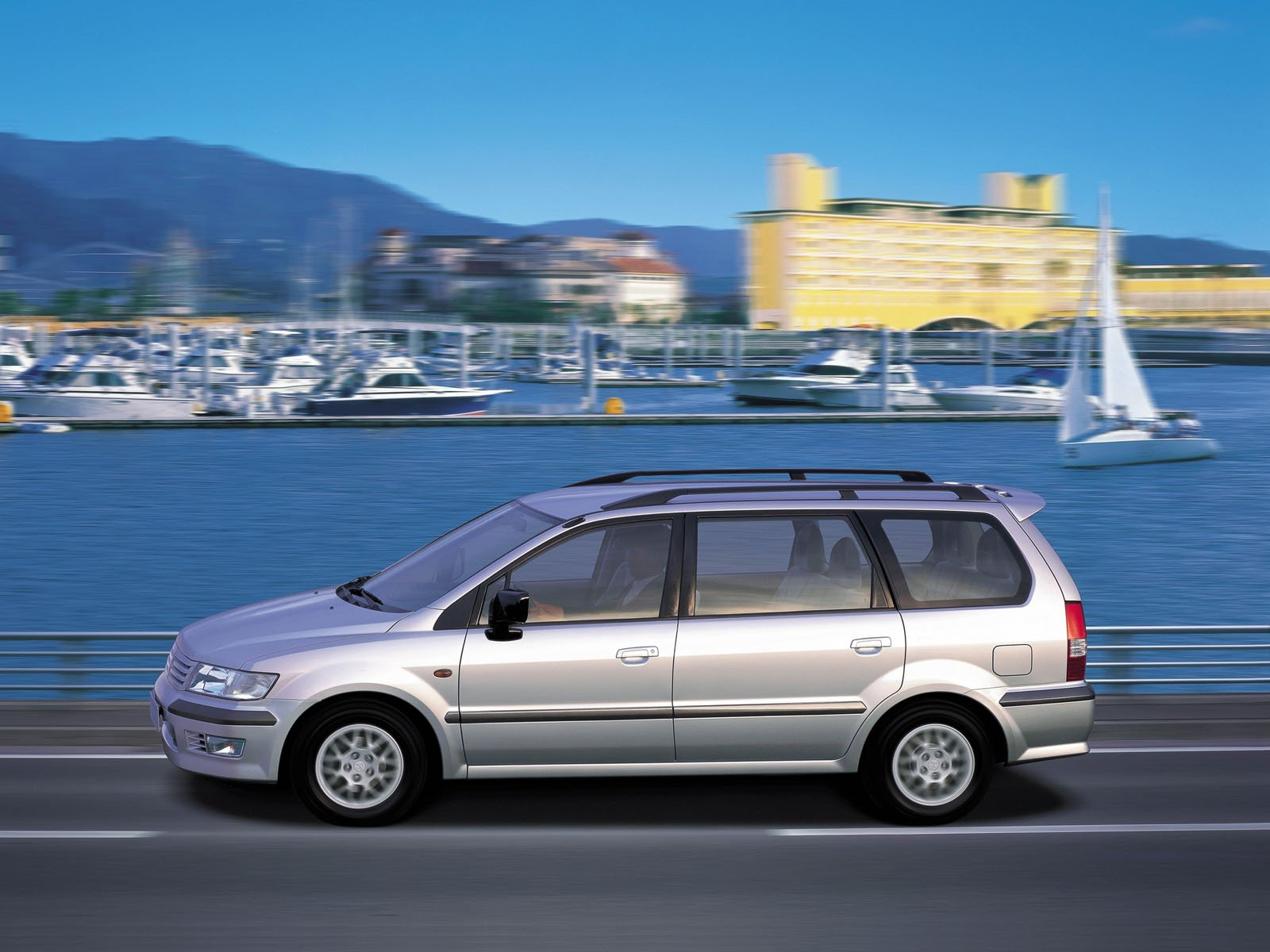 mitsubishi space wagon pictures #15