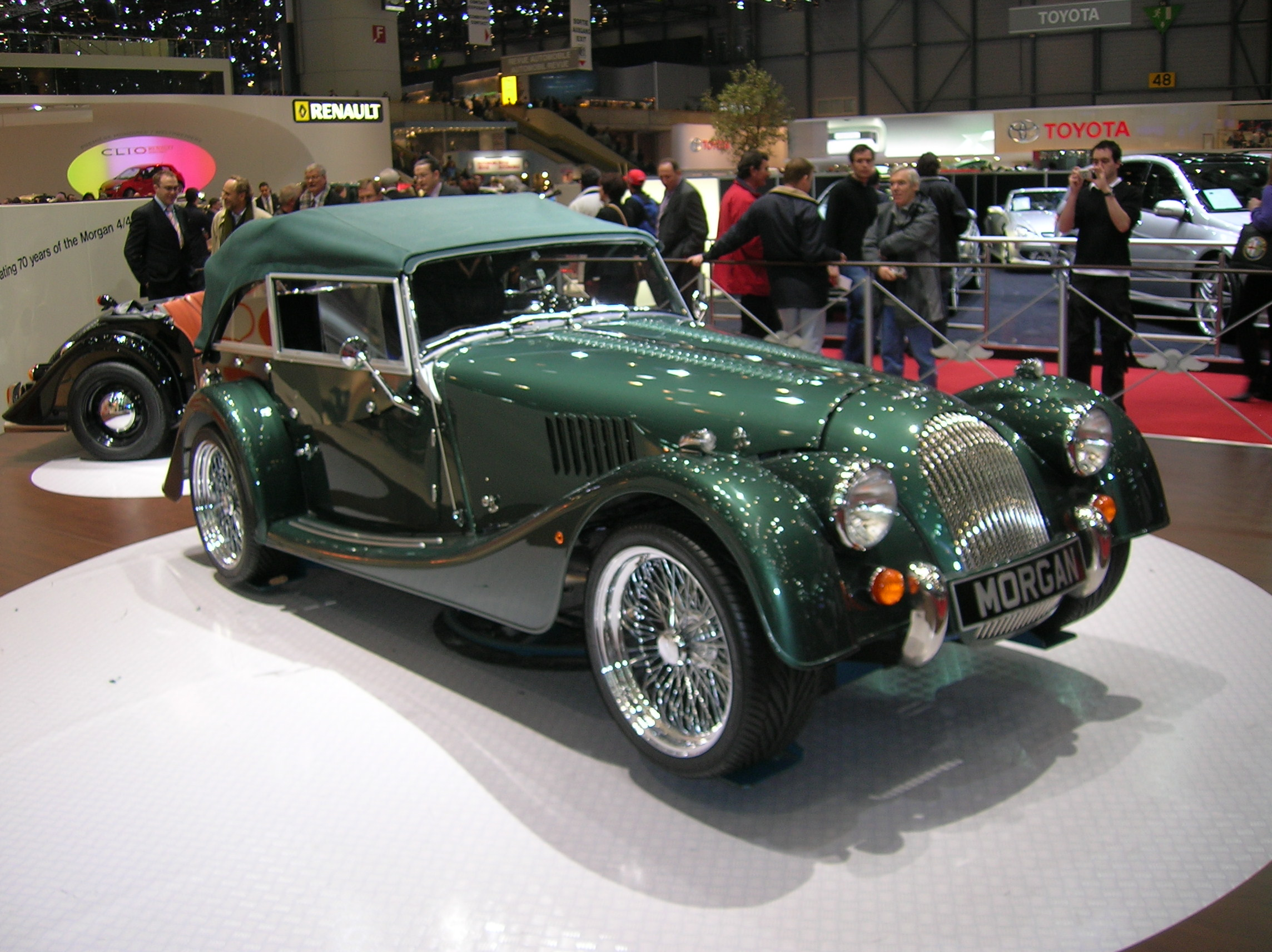 morgan images