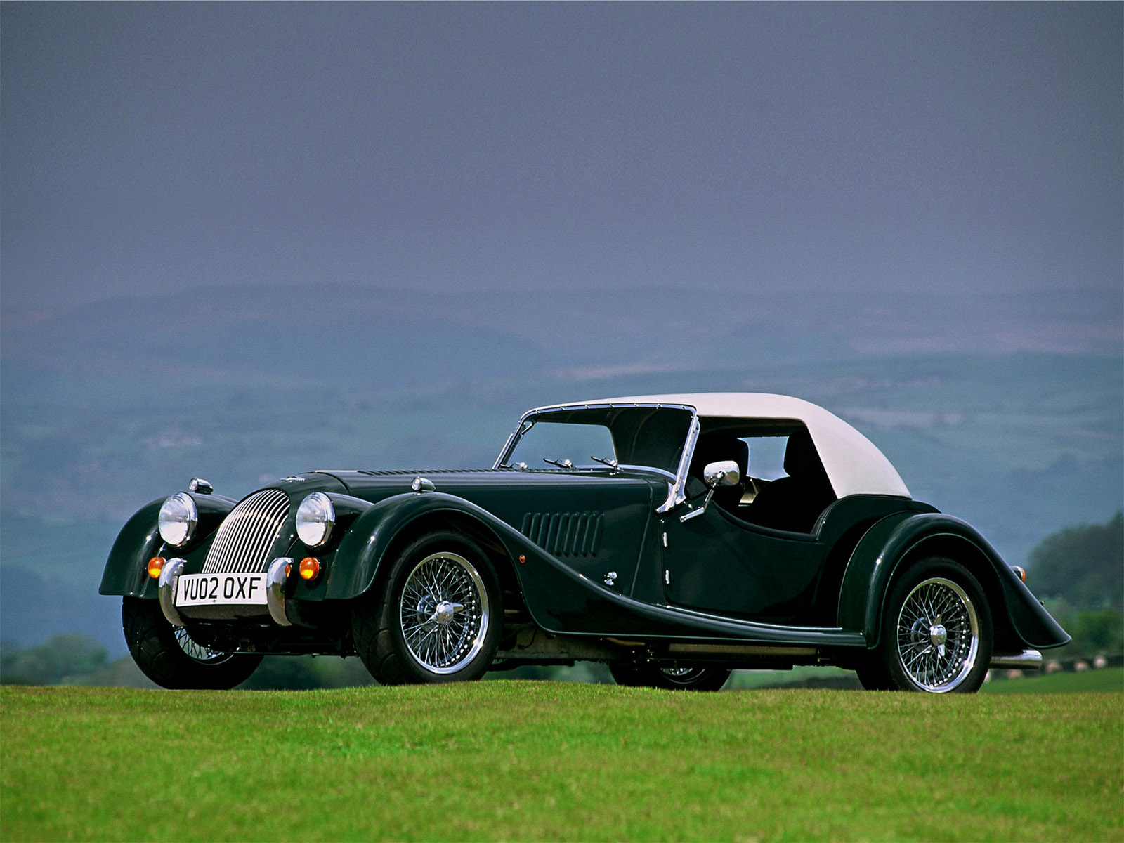 morgan plus eight #14