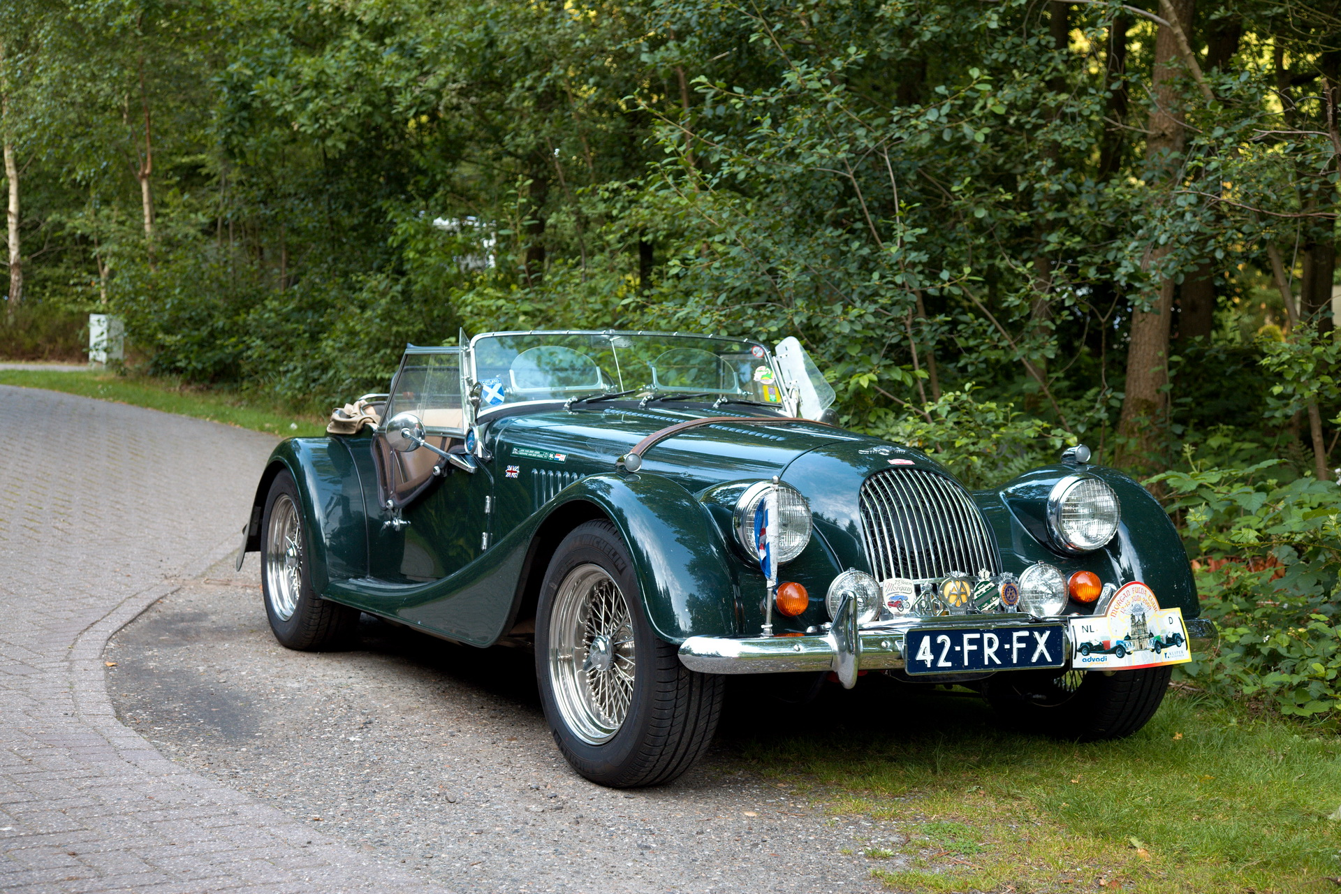 morgan plus eight seriess #3