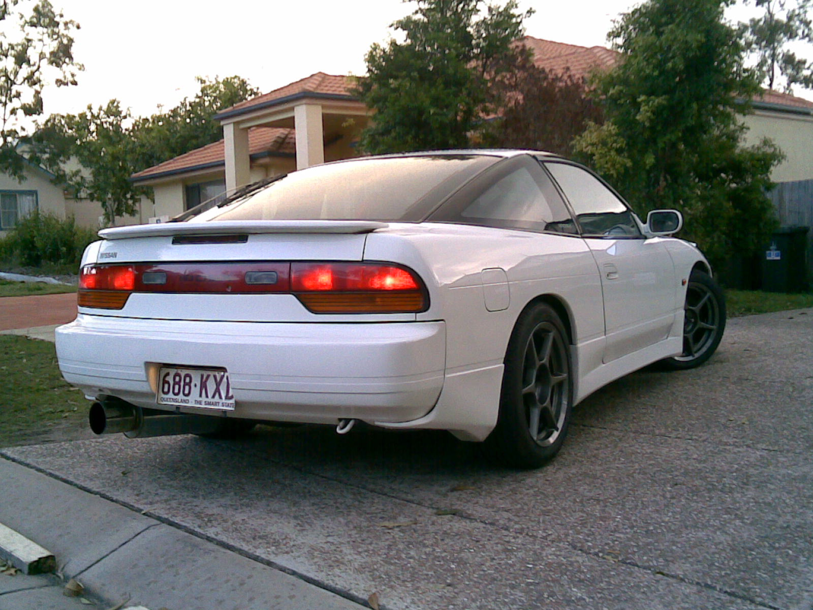 1992 Nissan 200 Sx S13 Pictures Information And Specs