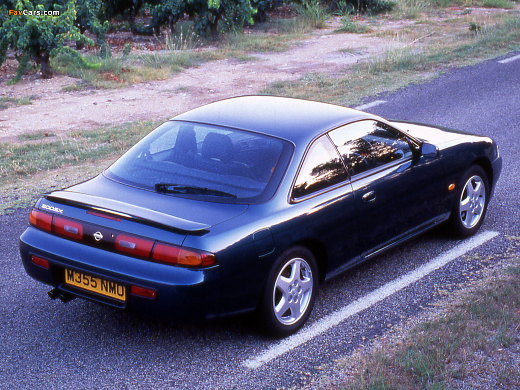 1993 nissan 200 sx s14 pictures information and specs auto. Black Bedroom Furniture Sets. Home Design Ideas