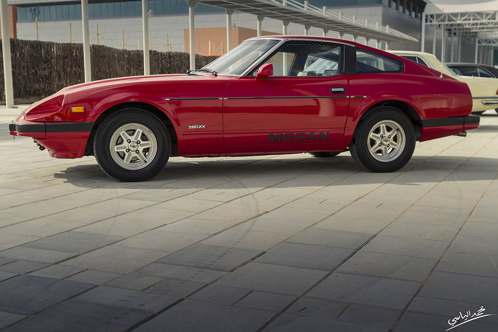 nissan 280zx images #12