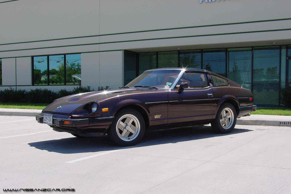 nissan 280zx pictures #15