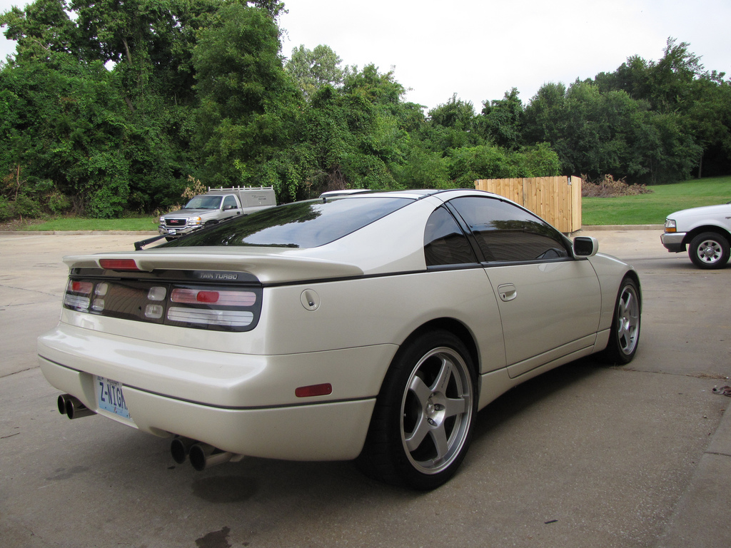 1993 nissan 300 zx z32 pictures information and specs auto. Black Bedroom Furniture Sets. Home Design Ideas