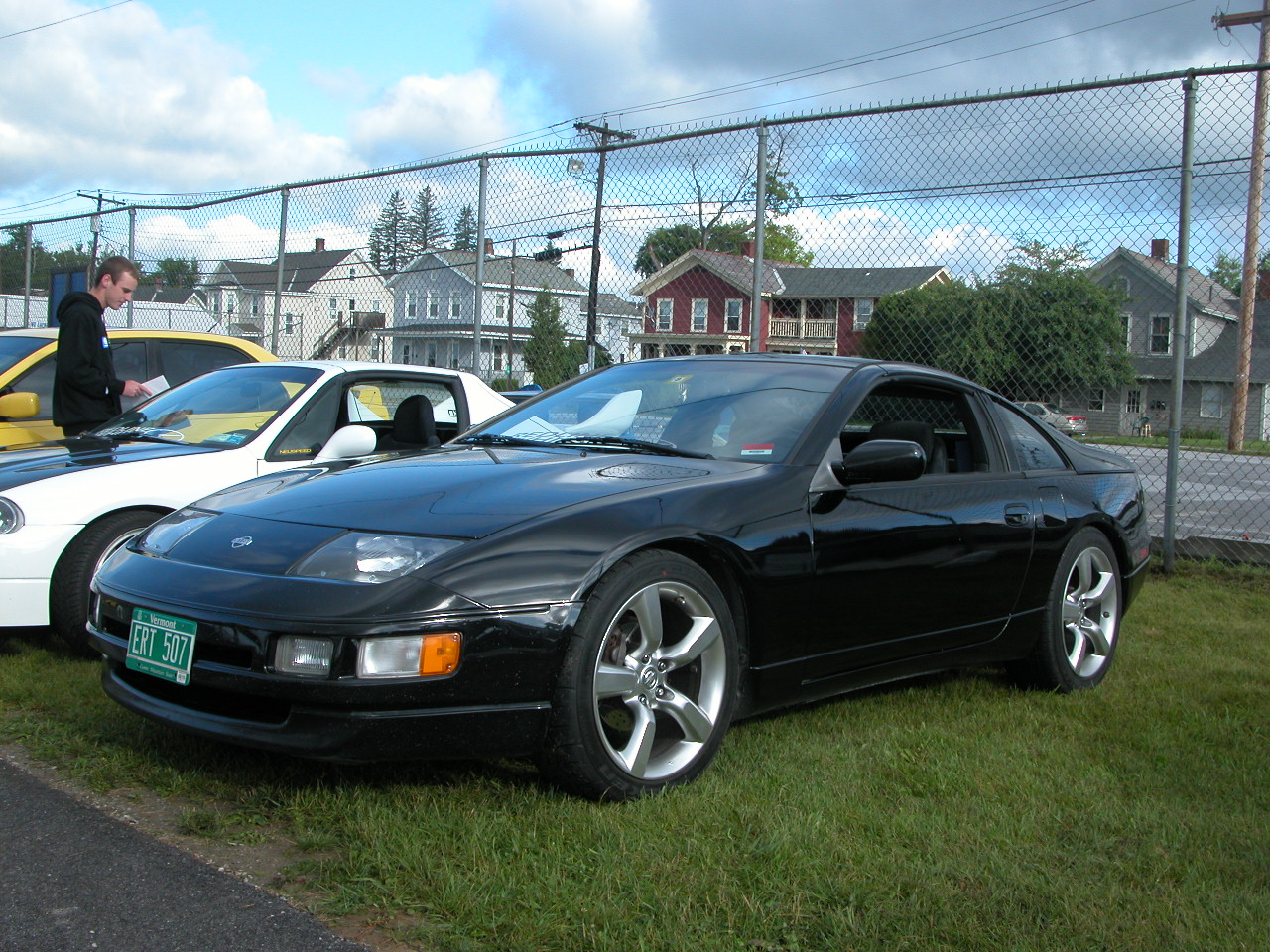 1996 nissan 300 zx z32 pictures information and specs auto. Black Bedroom Furniture Sets. Home Design Ideas