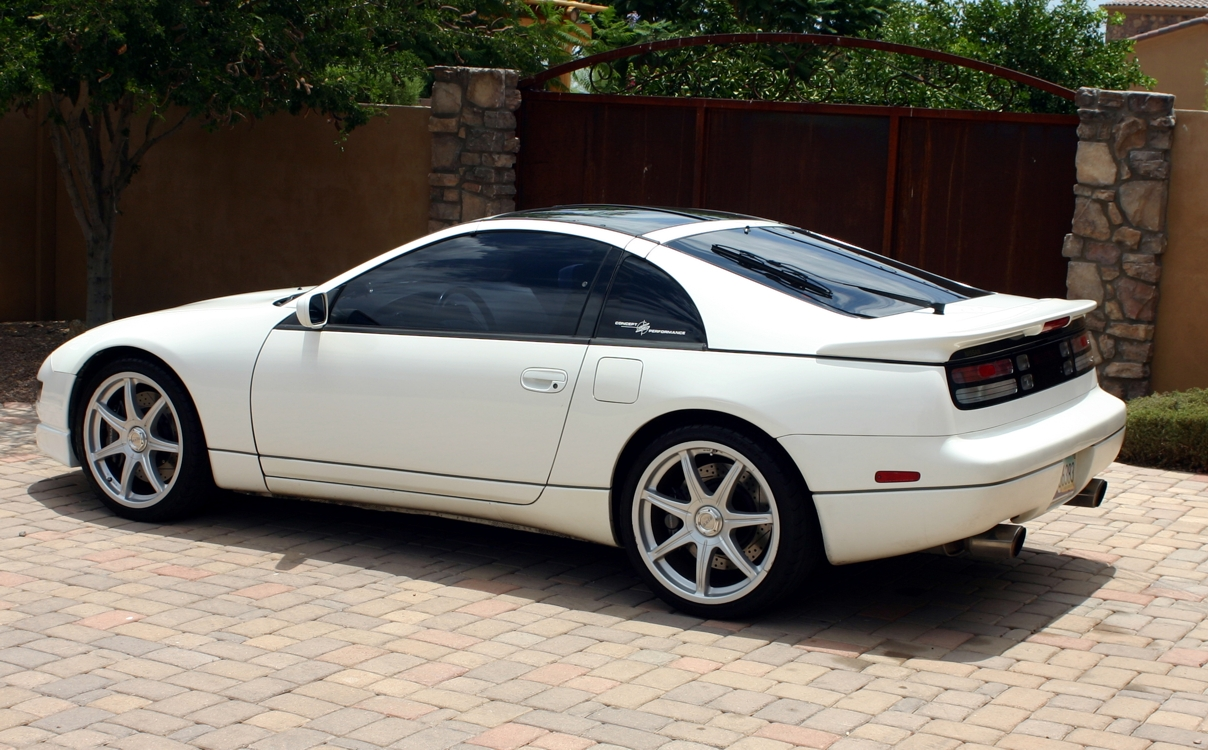 nissan 300zx images #5