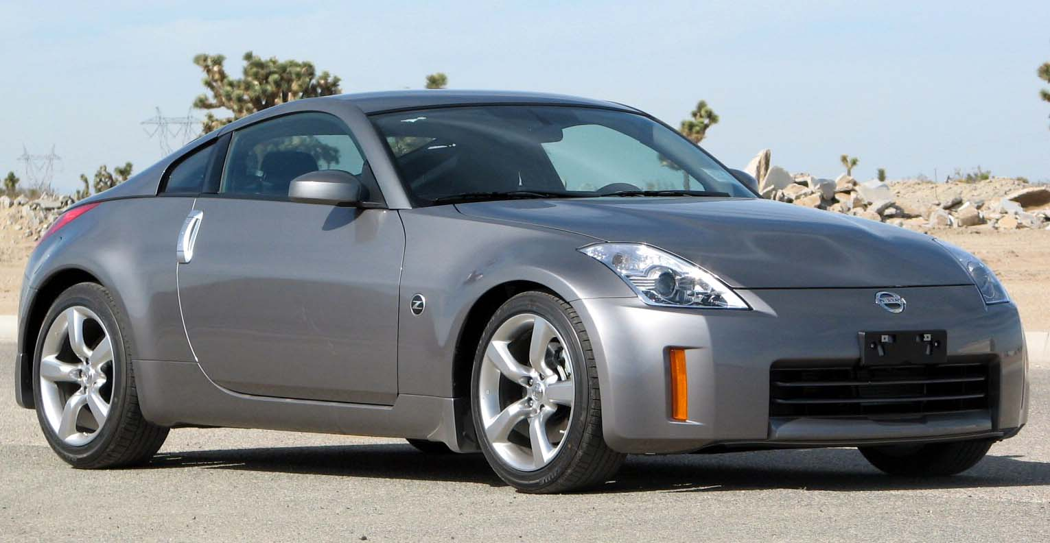 Nissan 350z Roadster (z33) 2004 Pictures #3