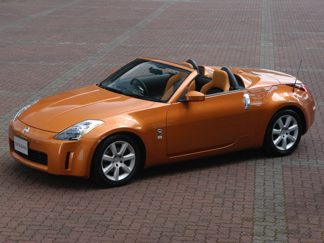 2010 nissan 350z roadster z33 pictures information and specs auto. Black Bedroom Furniture Sets. Home Design Ideas