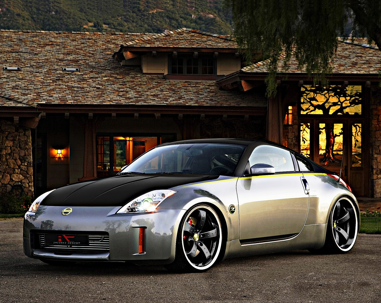 Nissan 350z Pictures Information And Specs Auto