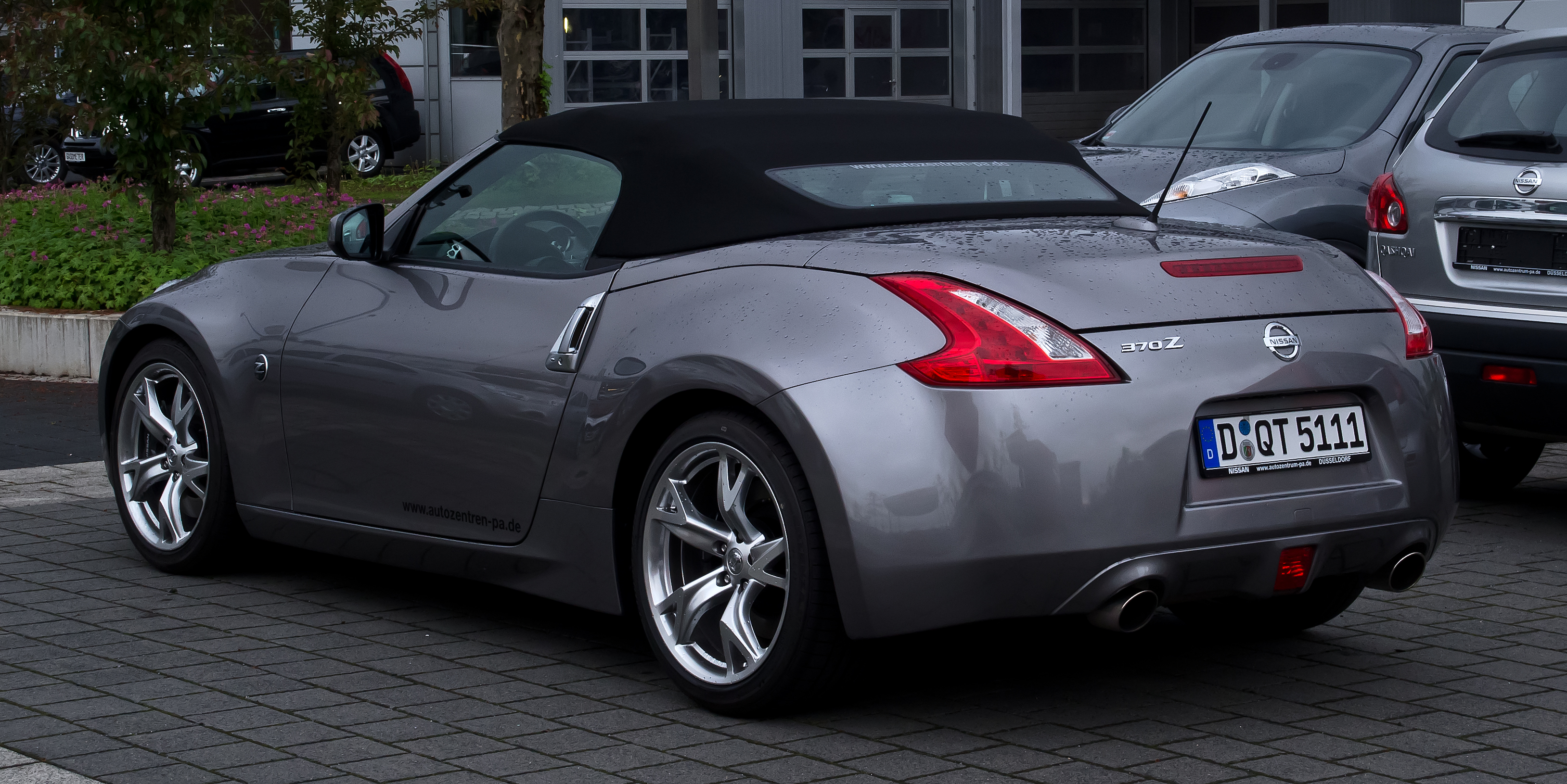 nissan 370z roadster (z34) 2010 pictures