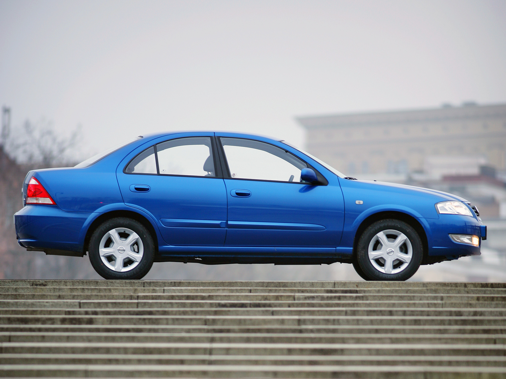 2013 Nissan Almera classic (b10)   pictures, information and specs