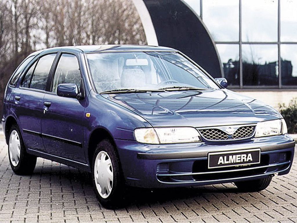 1998 nissan almera i n15 pictures information and specs auto. Black Bedroom Furniture Sets. Home Design Ideas