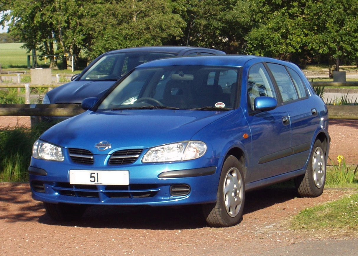2001 nissan almera ii hatchback n16 pictures. Black Bedroom Furniture Sets. Home Design Ideas