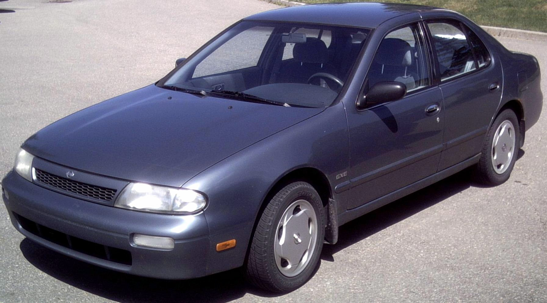 1994 nissan altima i pictures information and specs auto. Black Bedroom Furniture Sets. Home Design Ideas