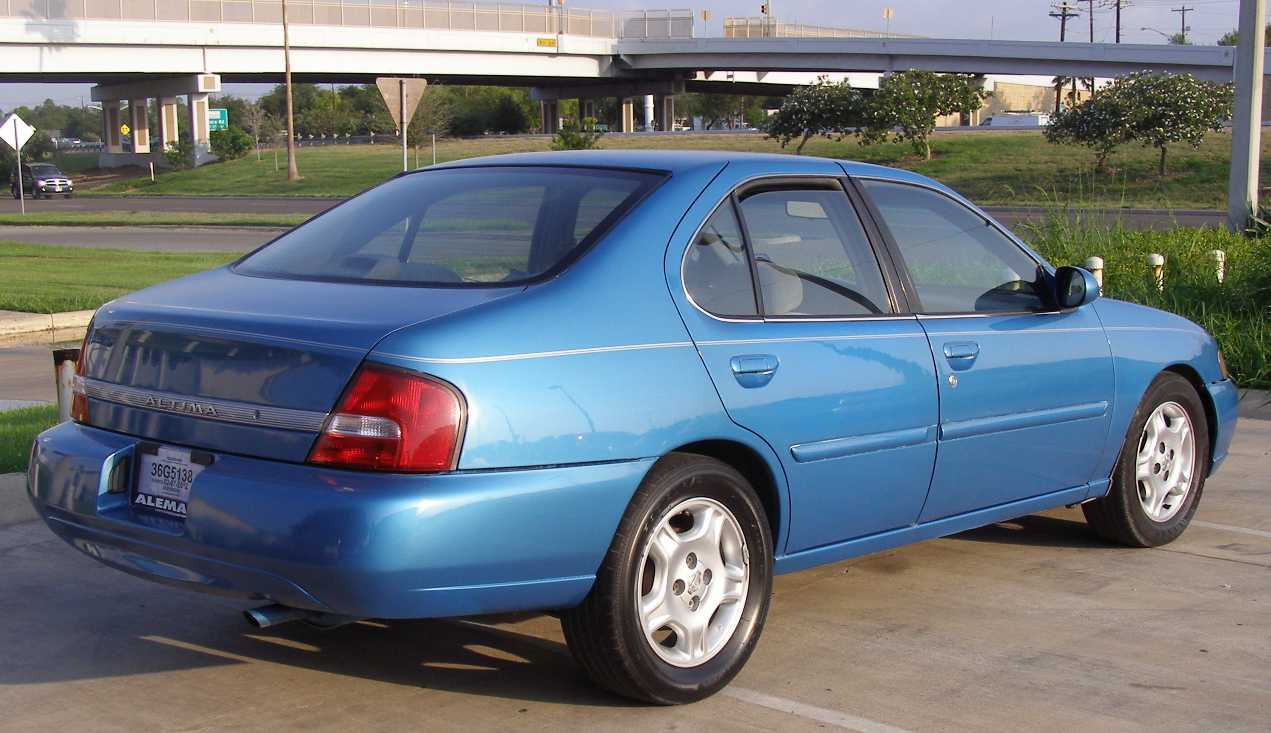 2000 Nissan Altima Ii Pictures Information And Specs