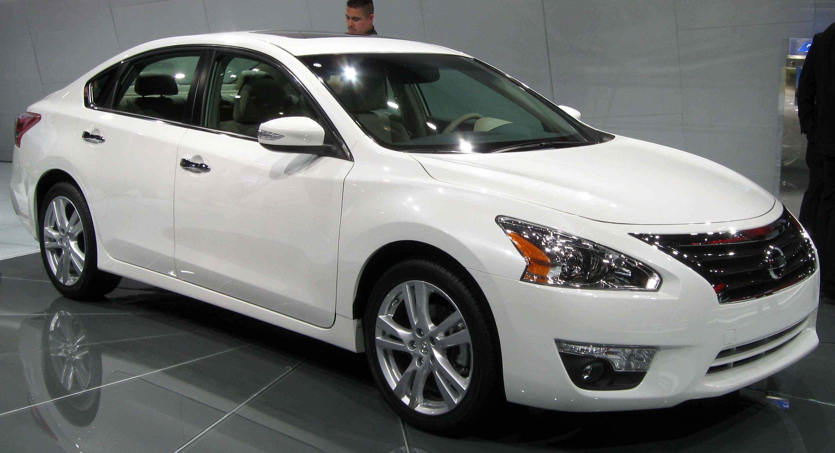nissan altima images #1