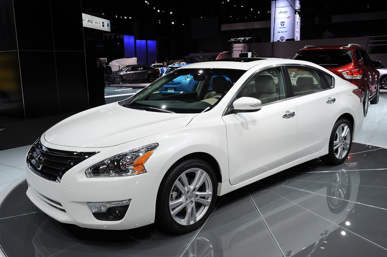 nissan altima images #9