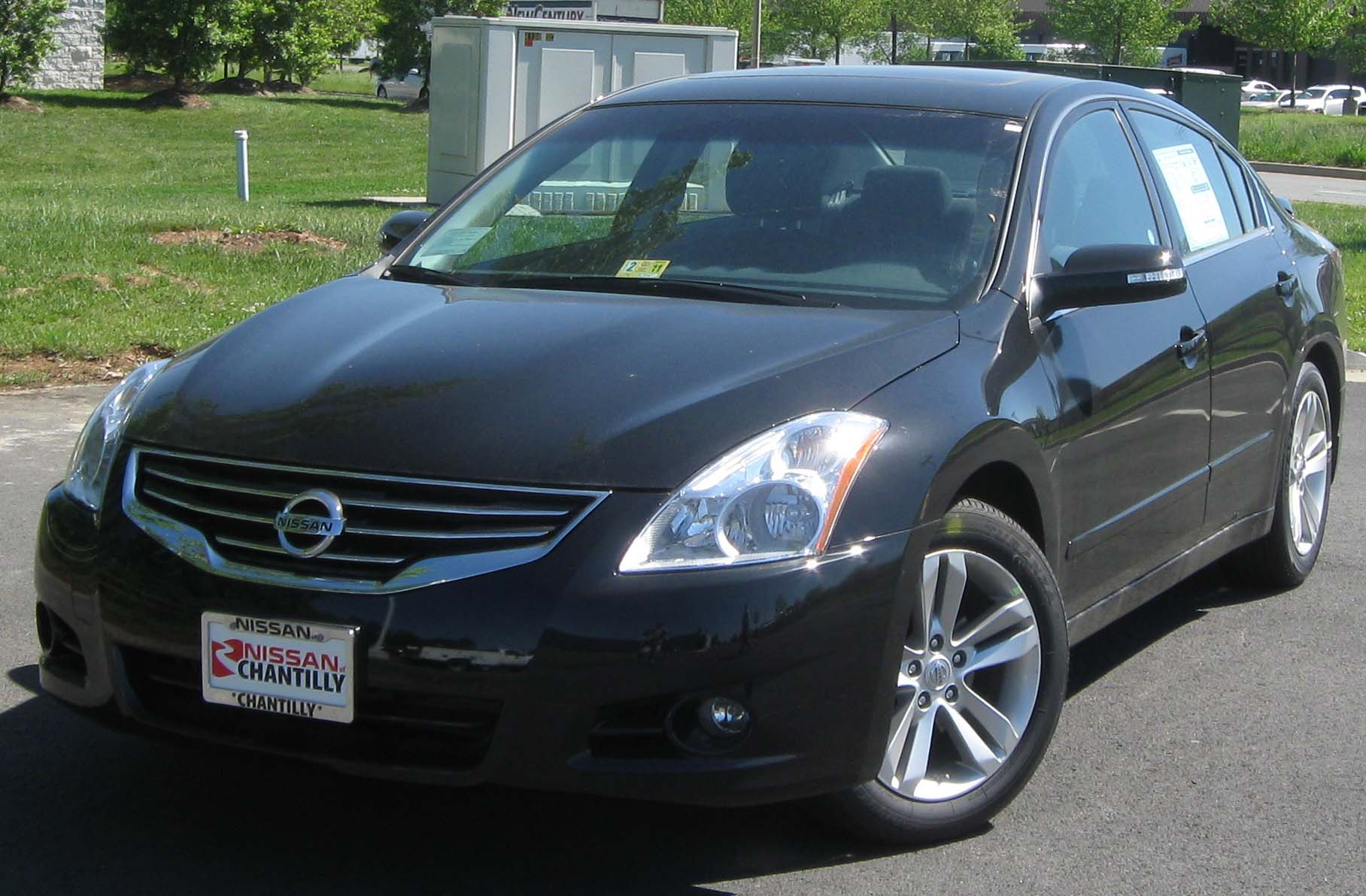 2011 Nissan Altima Iv Pictures Information And Specs Auto Wire Diagram Wallpaper 3