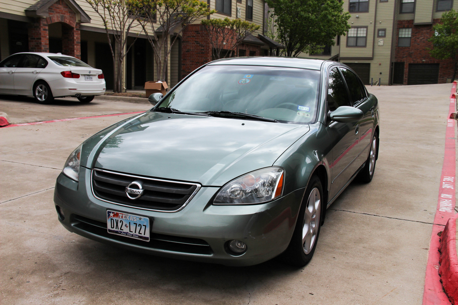 2002 Nissan Altima (l30) iii – pictures, information and specs