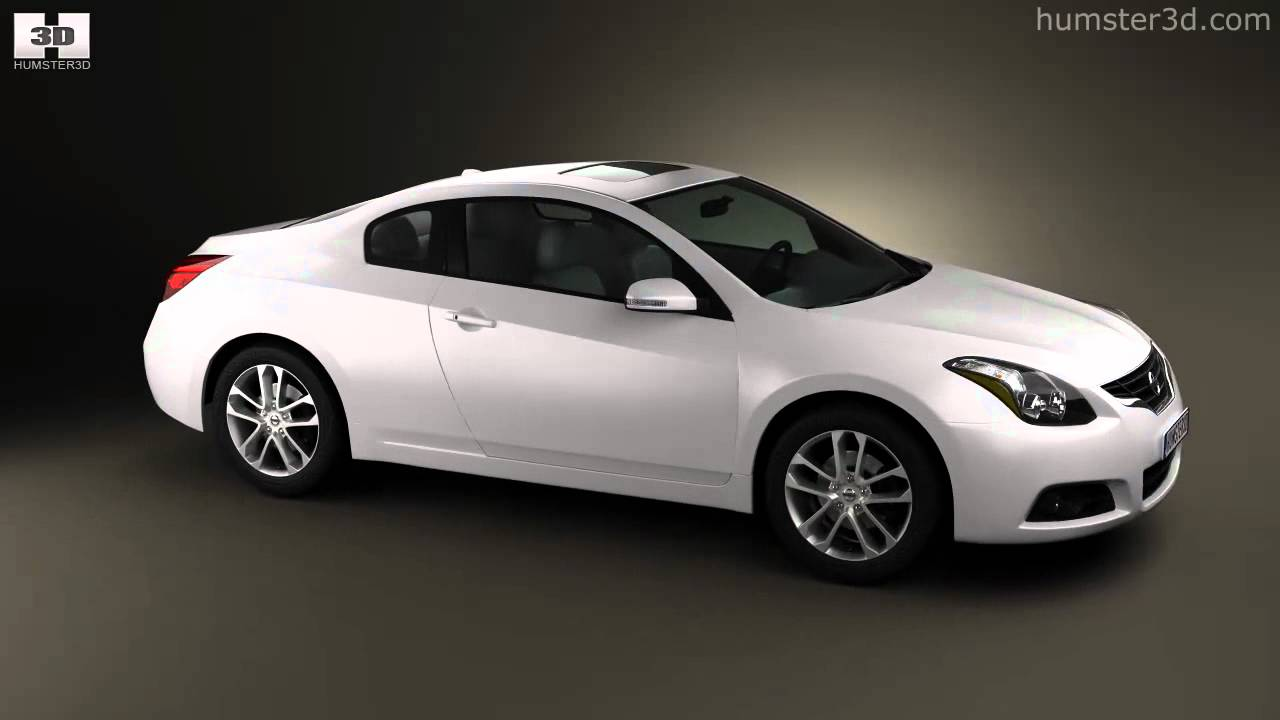 Image Gallery 2014 Altima Coupe