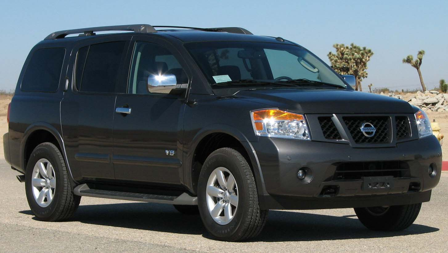 2010 nissan armada pictures information and specs. Black Bedroom Furniture Sets. Home Design Ideas