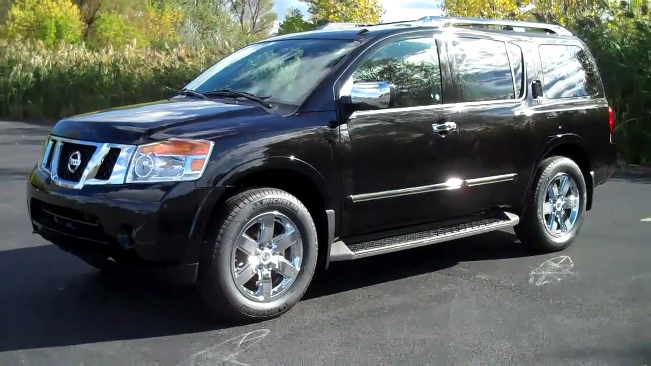 nissan armada images #10