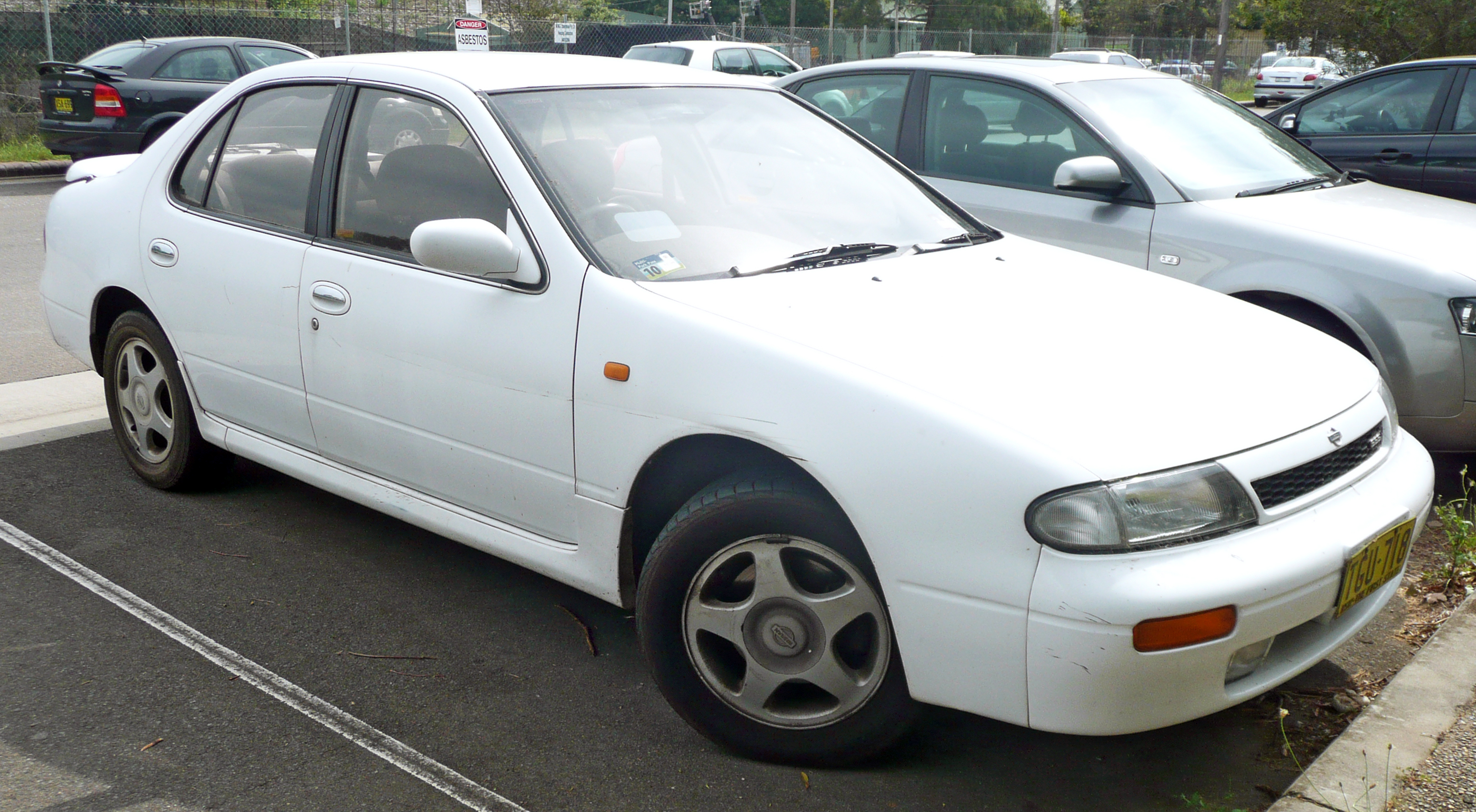 1994 nissan bluebird (u13) pictures, information and specs Nissan SSS nissan bluebird u13 wiring diagram