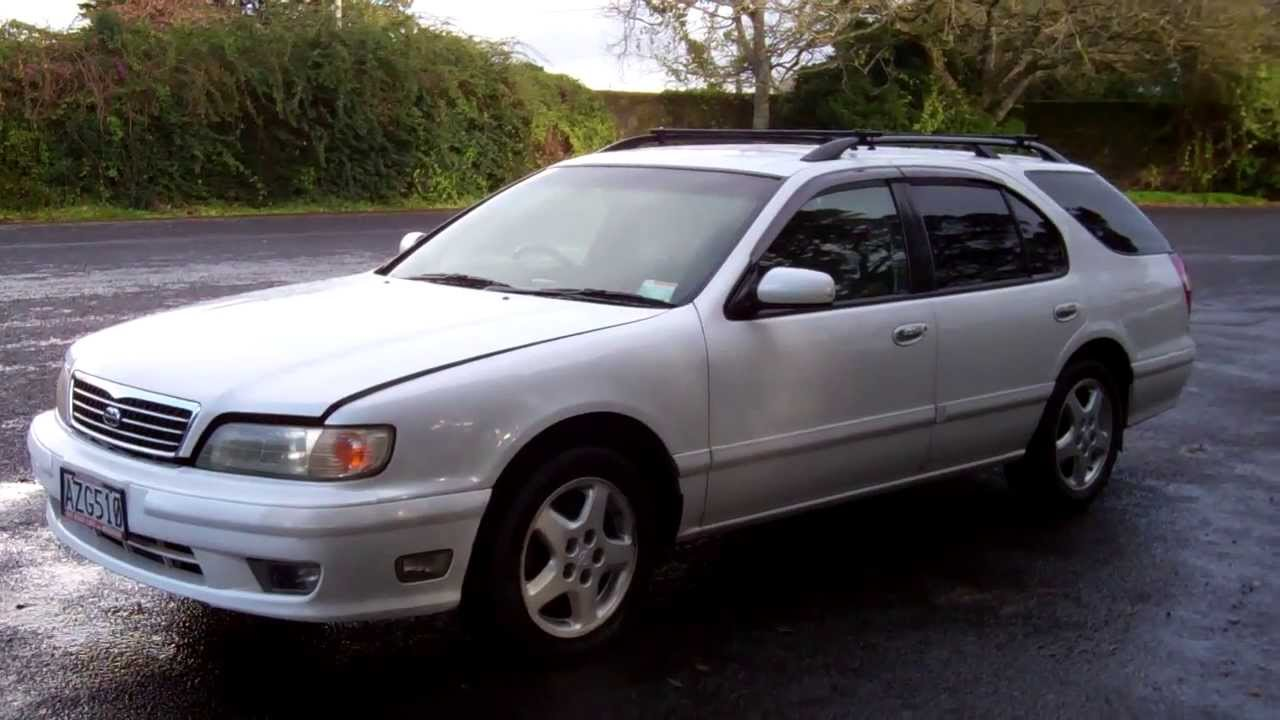 1997 Nissan Cefiro 32 Pictures Information And Specs