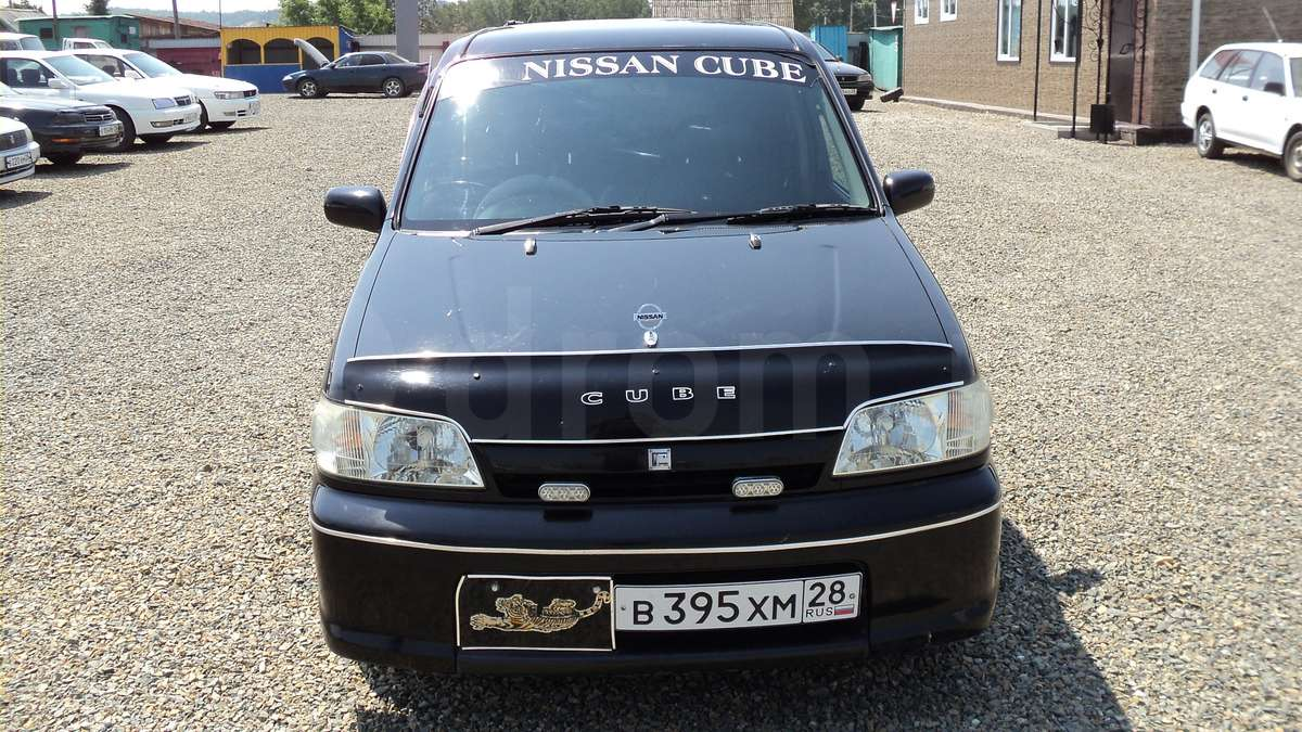 Toyota toyota cube : 1999 Nissan Cube – pictures, information and specs - Auto-Database.com