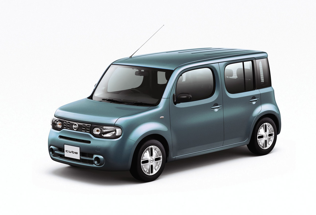2008 nissan cube ii pictures information and specs. Black Bedroom Furniture Sets. Home Design Ideas