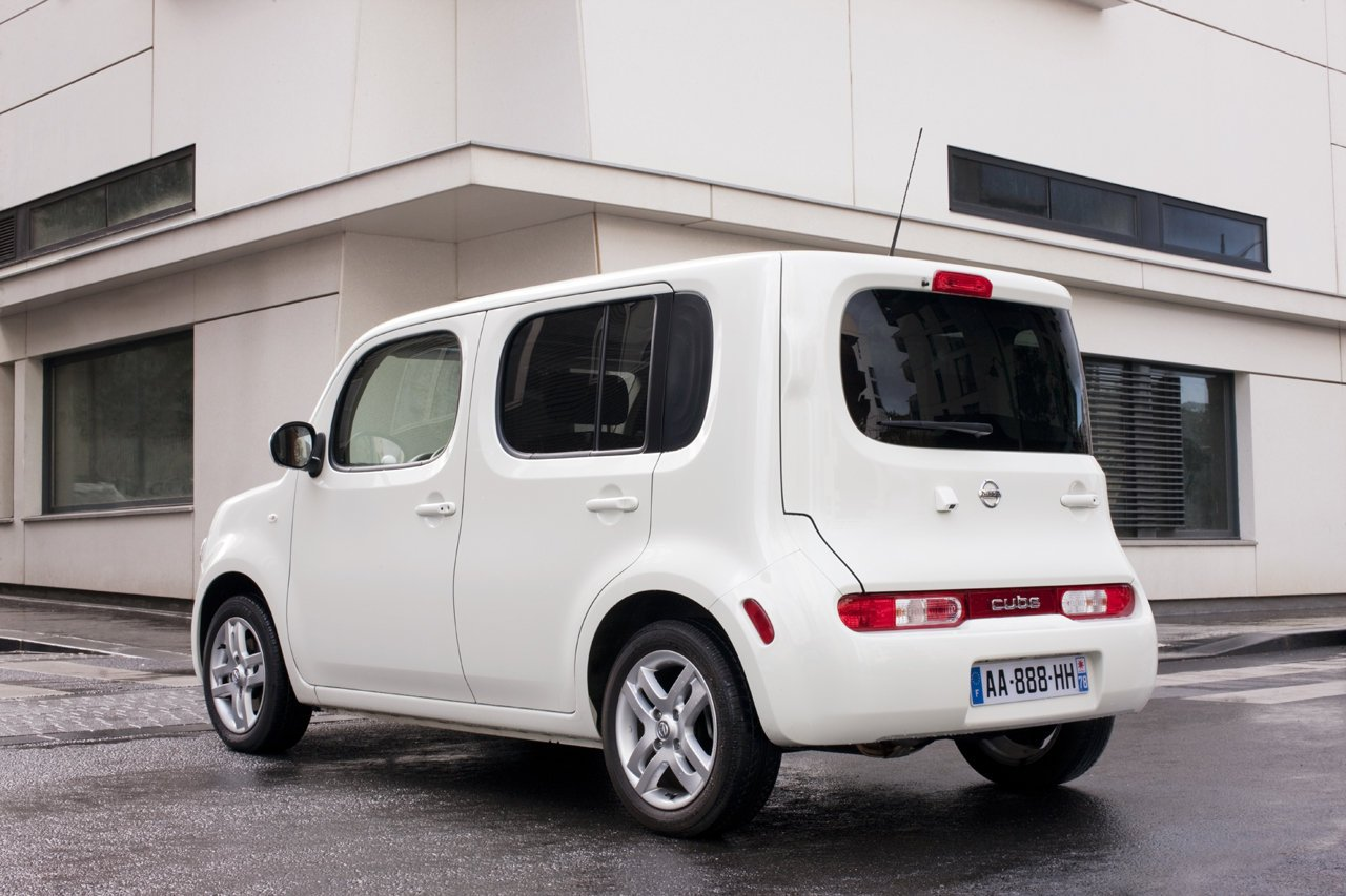 Toyota toyota cube : 2016 Nissan Cube ii – pictures, information and specs - Auto ...