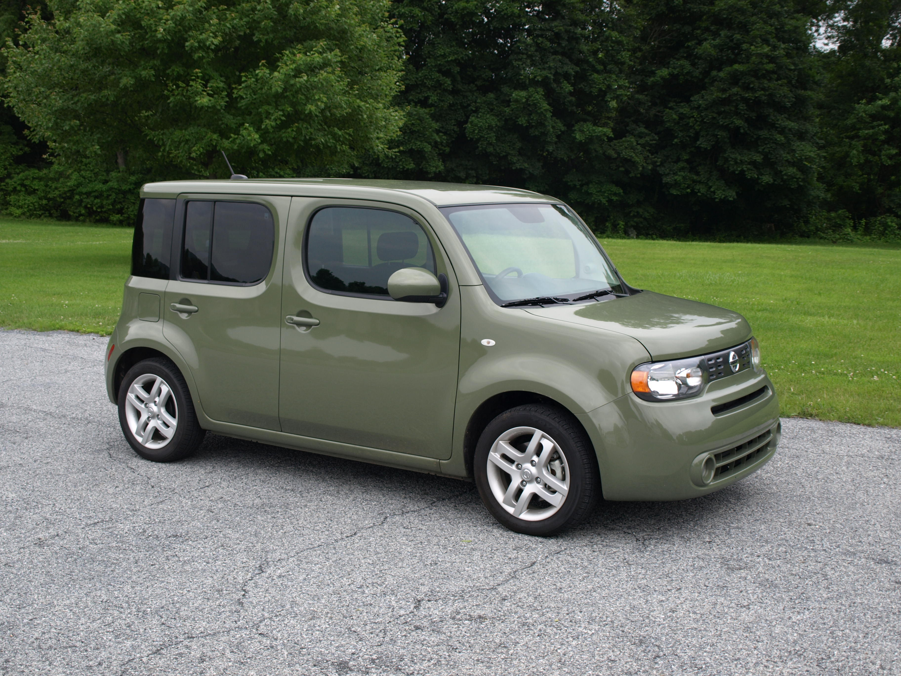 nissan cube iii 2009 images #14