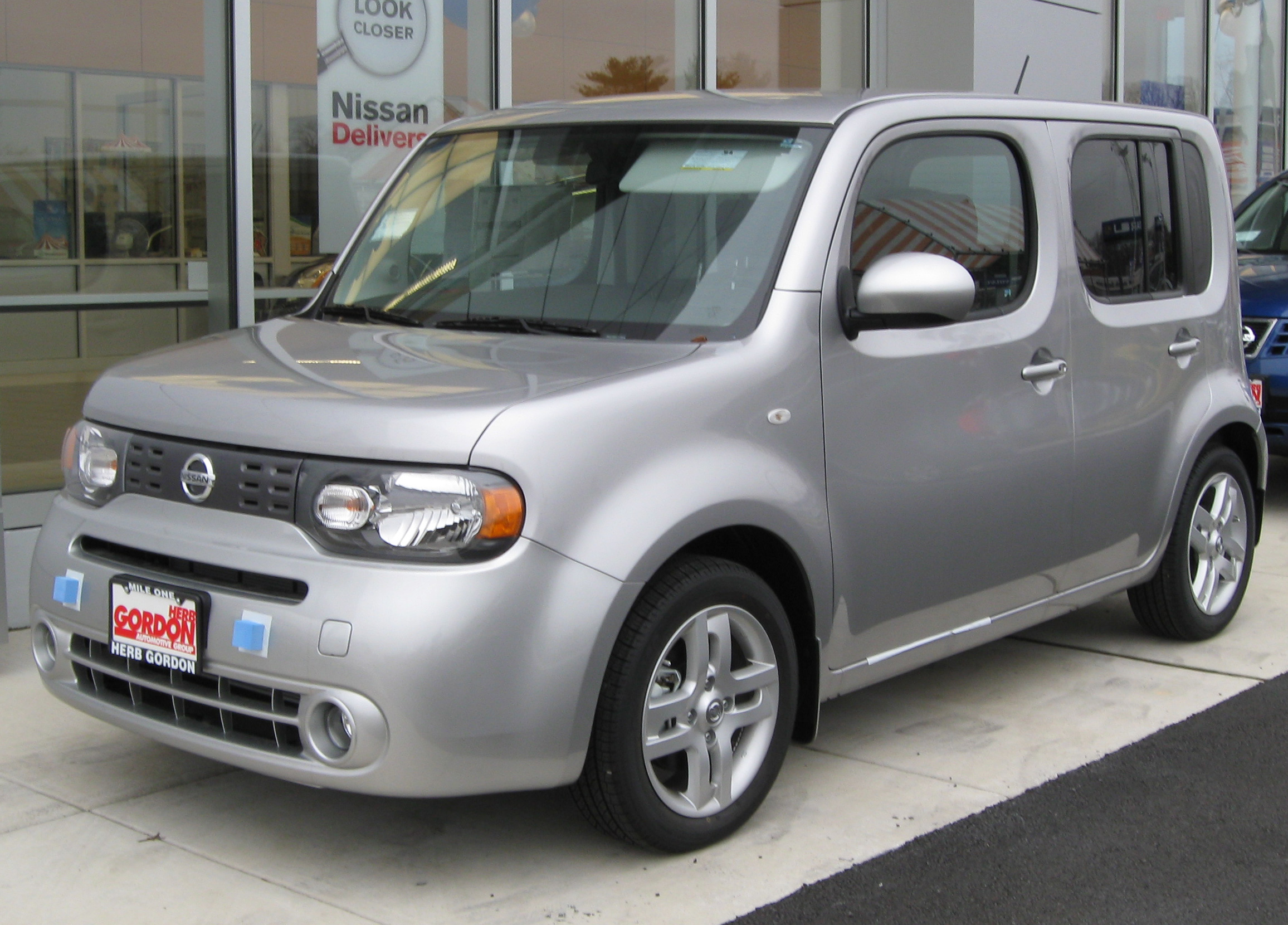 nissan cube iii 2009 pictures #1