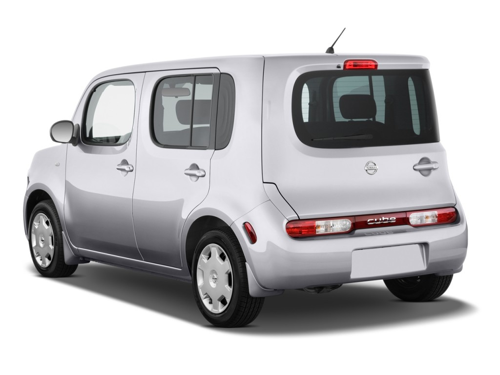 nissan cube iii 2009 pictures #9