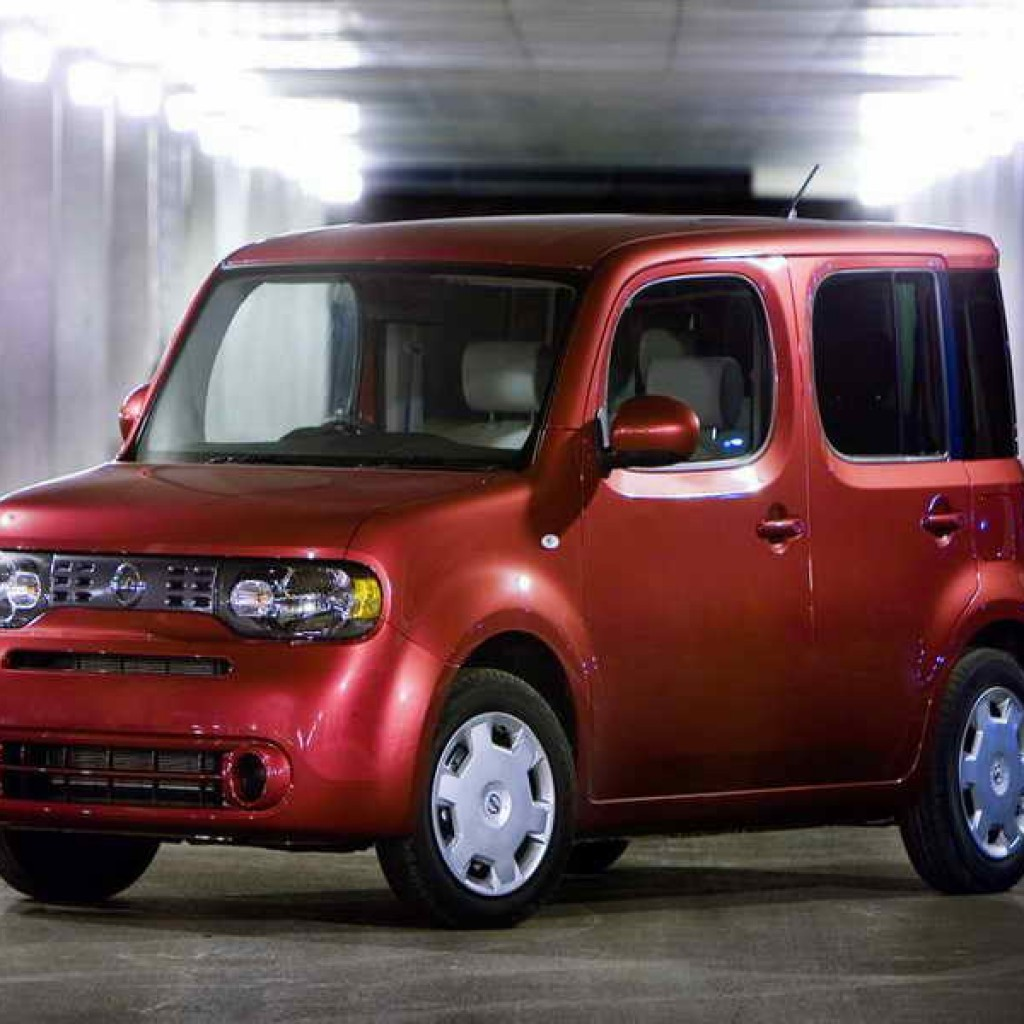 Toyota toyota cube : 2016 Nissan Cube iii – pictures, information and specs - Auto ...