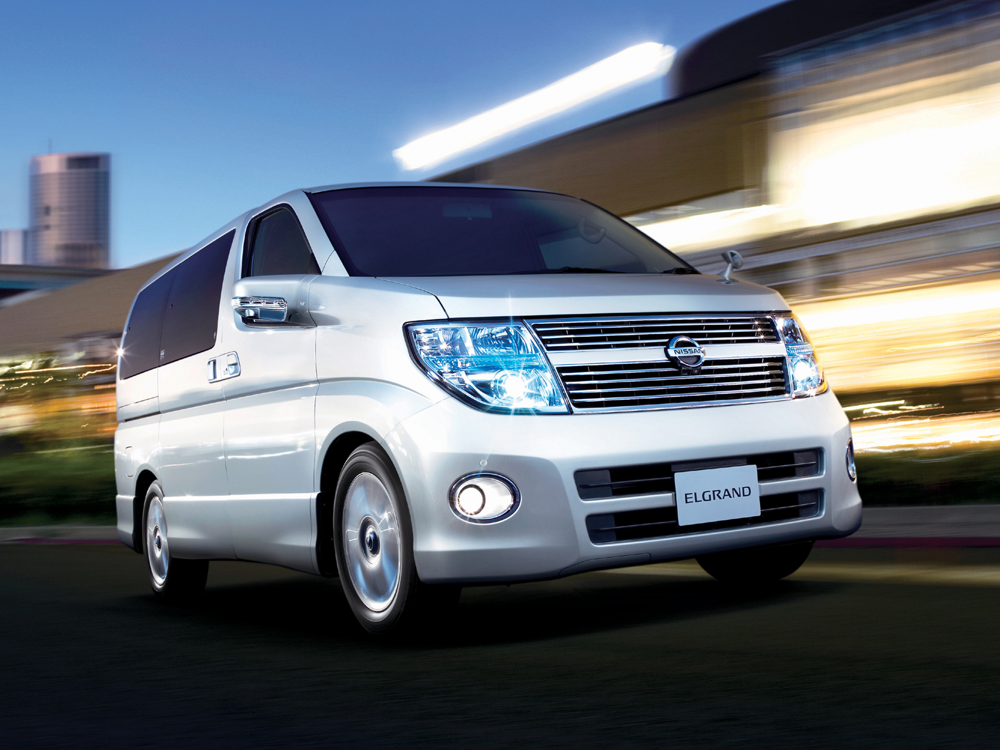 2003 Nissan Elgrand (e51) – pictures, information and ...