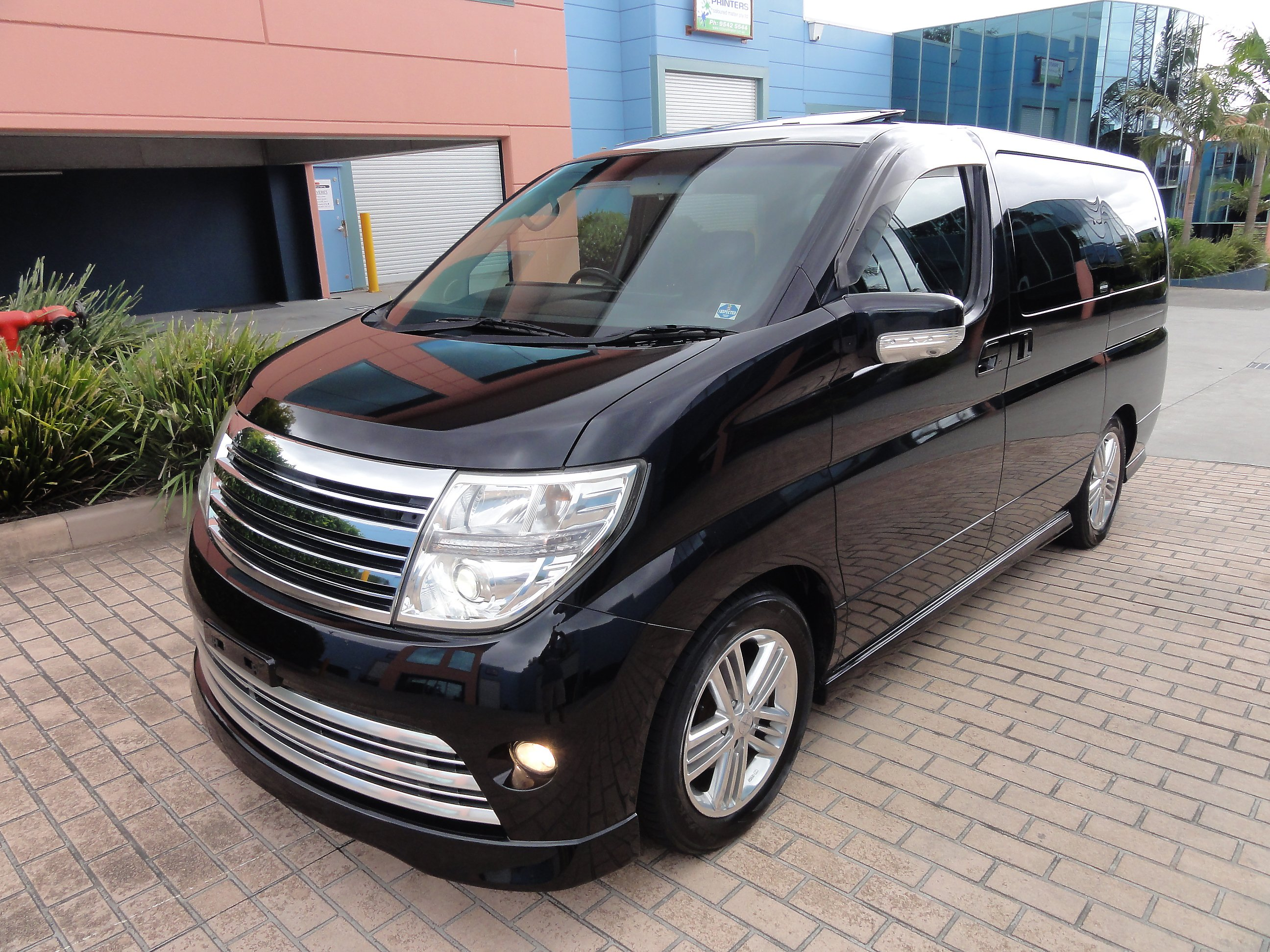 2005 Nissan Elgrand (e51) – pictures, information and ...