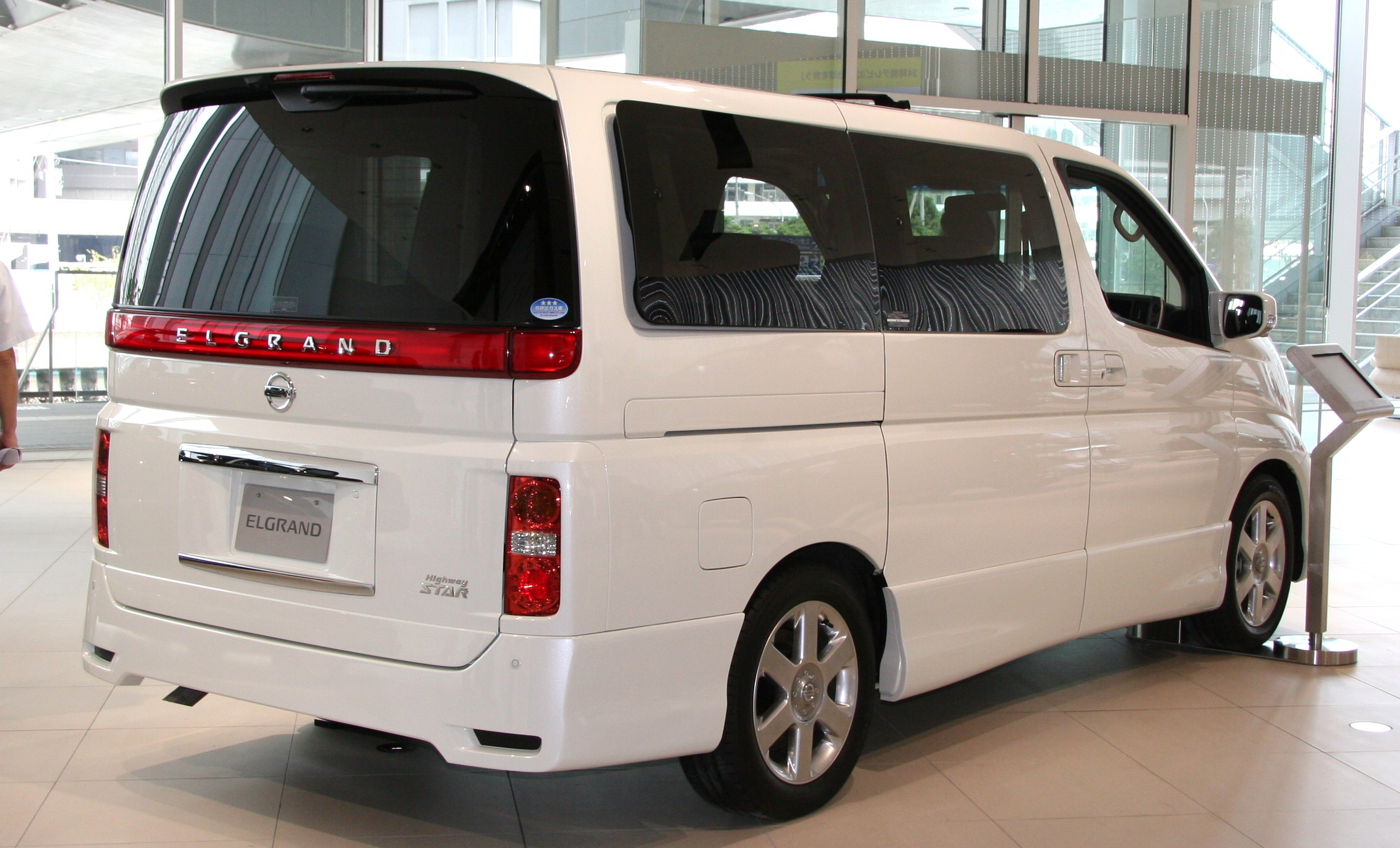 2009 Nissan Elgrand (e51) – pictures, information and ...