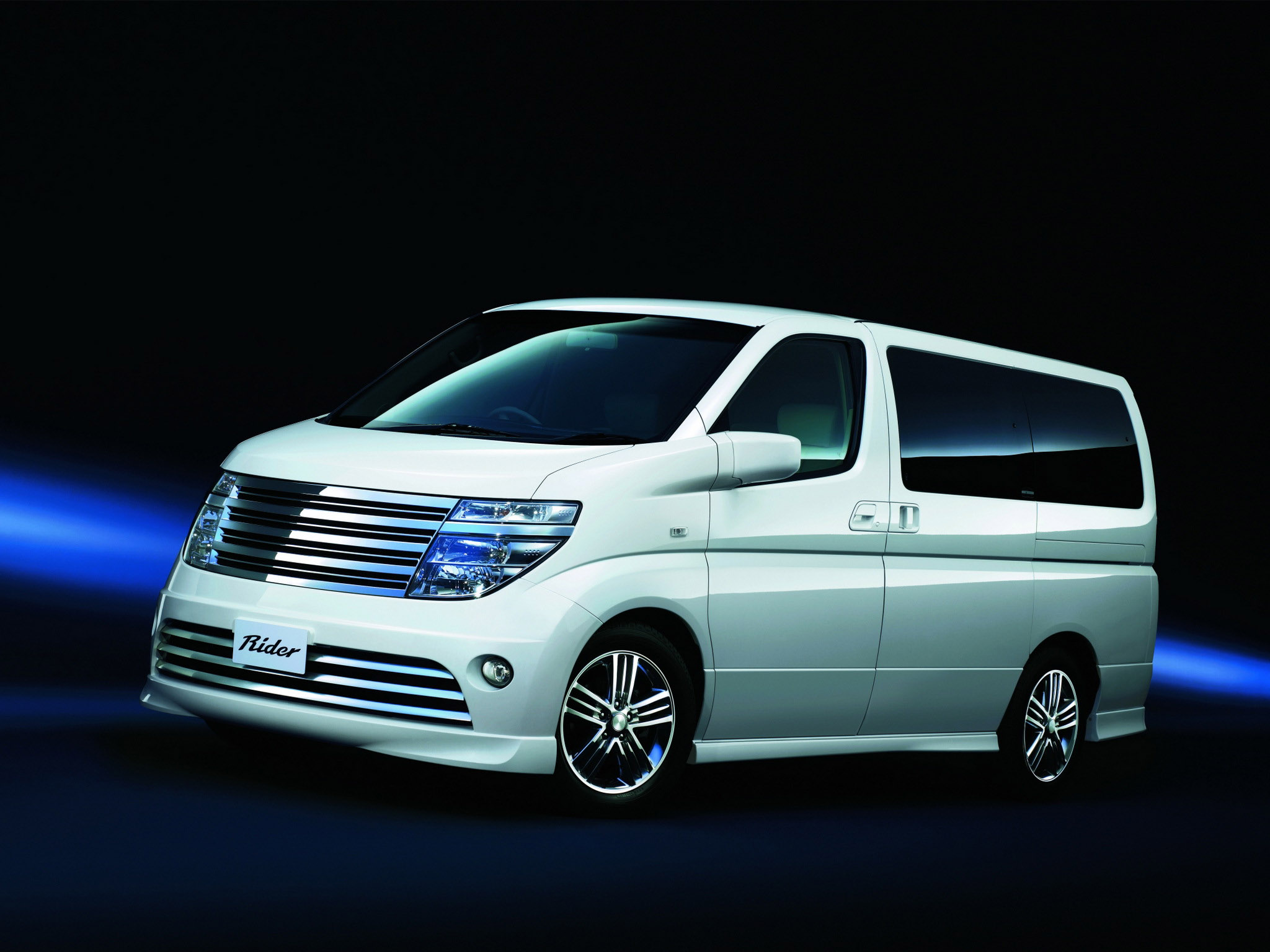 2014 Nissan Elgrand (e51) – pictures, information and ...