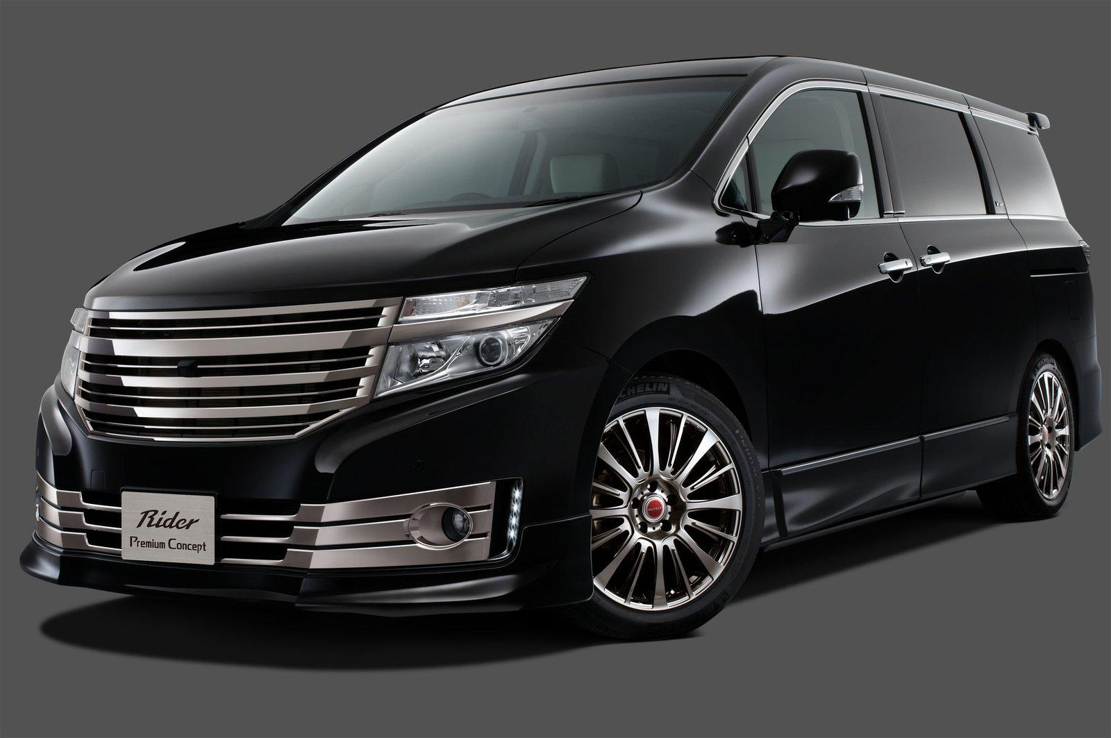 nissan elgrand images #3
